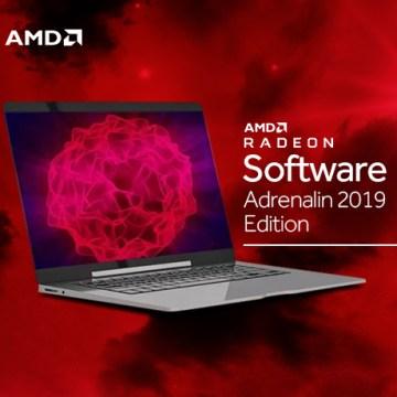 Radeon™ Software Adrenalin 2019 Edition Kini Tersedia Untuk Laptop Bertenaga Ryzen™ Mobile!