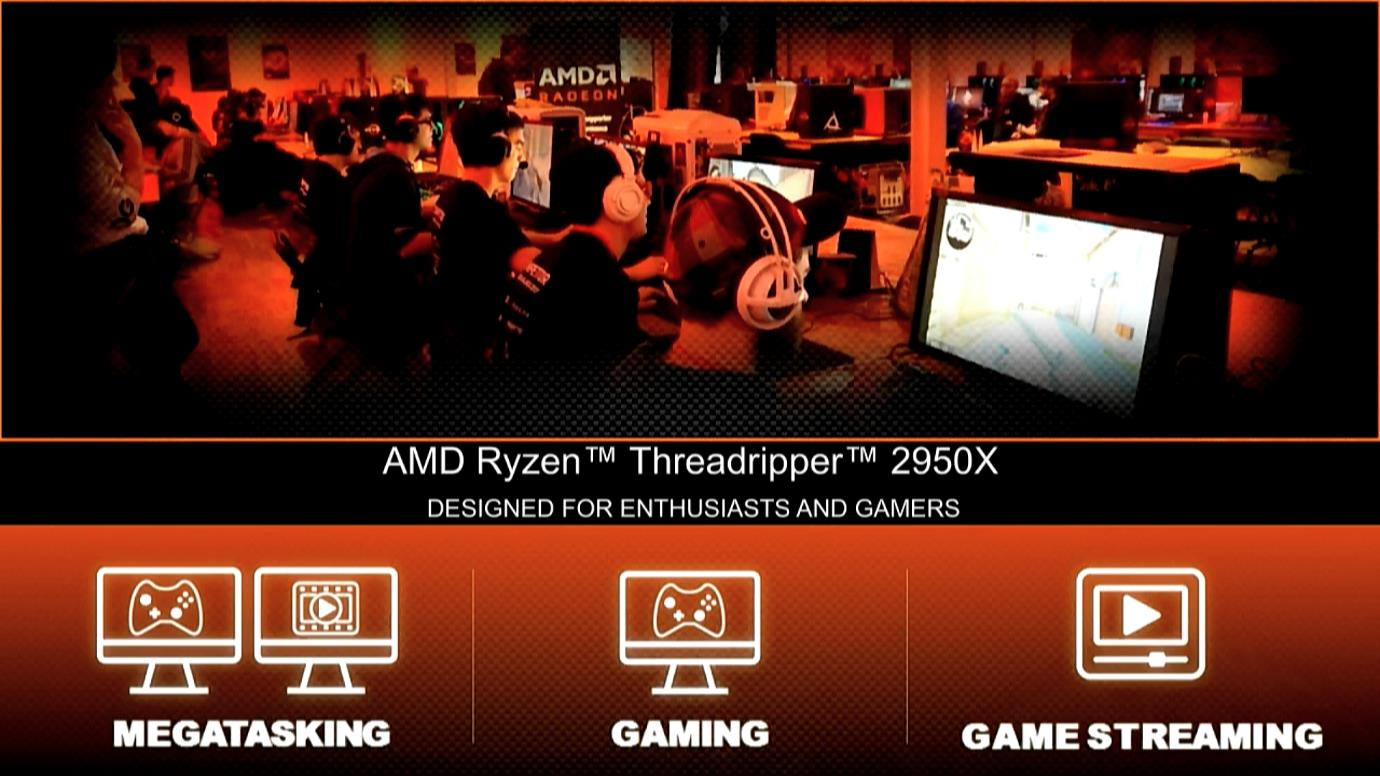 2nd Gen Ryzen Threadripper