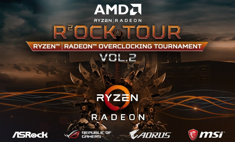 AMD Rock Tour Vol 2