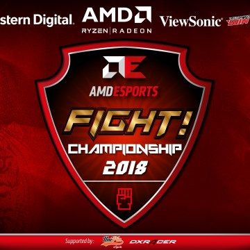 AMD eSports FIGHT!