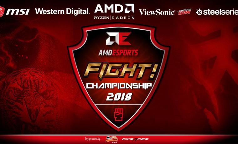 AMD eSports FIGHT!