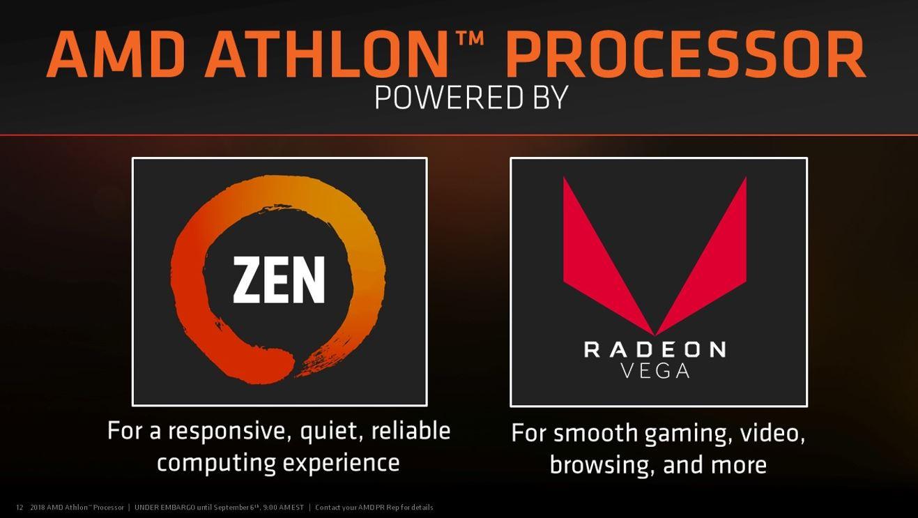 Athlon Vega