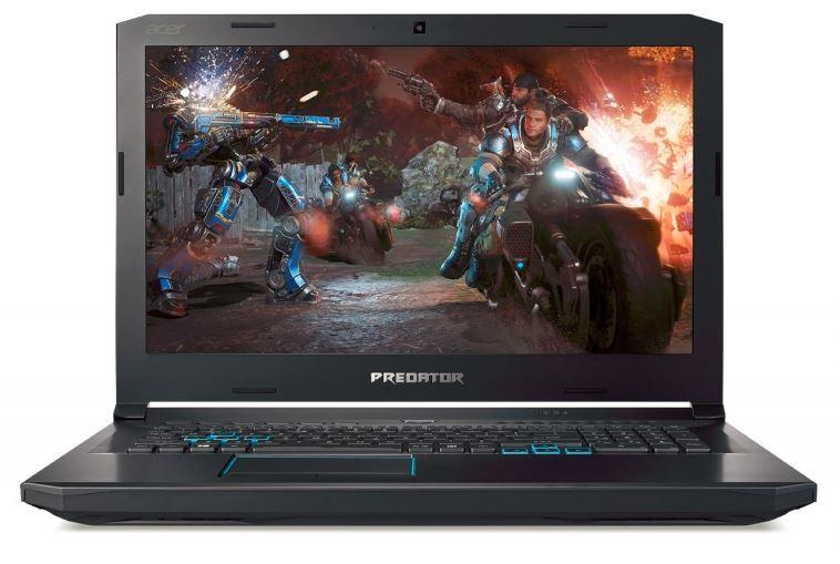 Acer Predator Helios 500 Benchmark