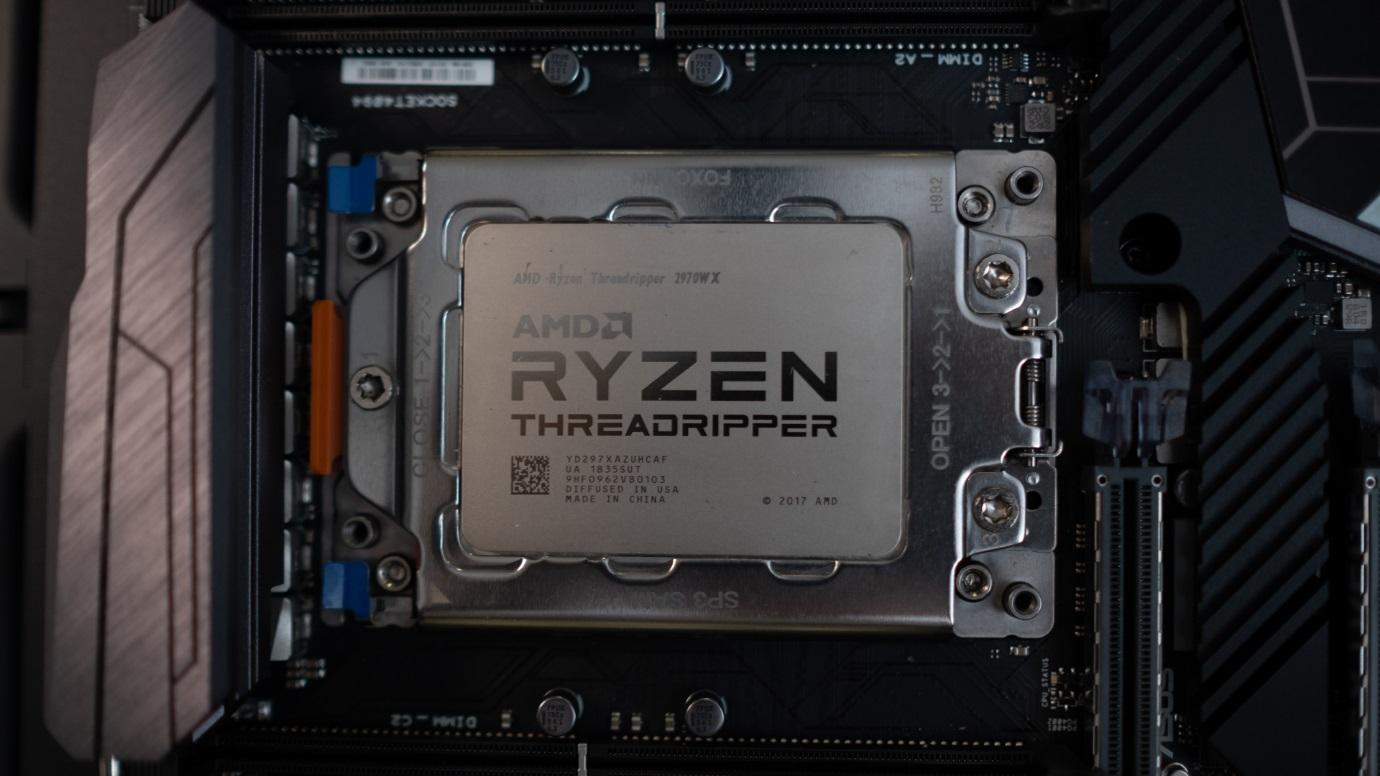 Ryzen Threadripper Chip