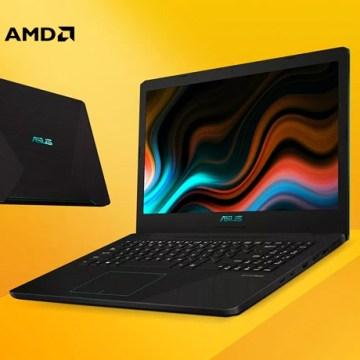 Asus Vivobook Pro F570 Laptop Ryzen™ Mobile Powerful untuk Gaming dengan Kartu Grafis Diskrit