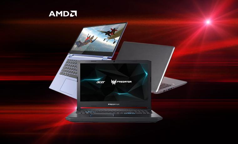 Mau Laptop Premium yang #BeneranCepat Laptop Dengan Ryzen™ 7 Sanggup Libas Berbagai Game Berat Terkini!