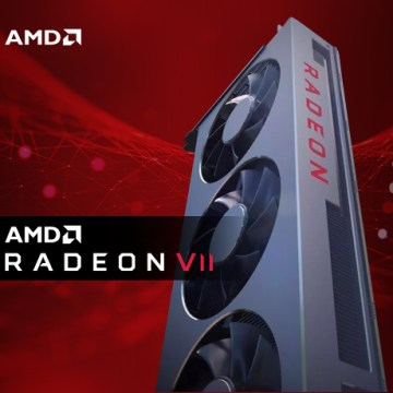 Radeon™ VII Kartu Grafis Handal Untuk Gaming 4K dan Kreasi Konten dengan VRAM 16GB HBM2!