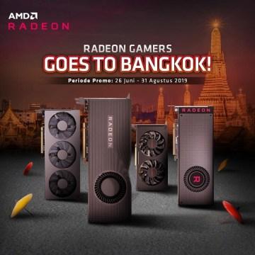 Radeon Gamers Goes To Bangkok