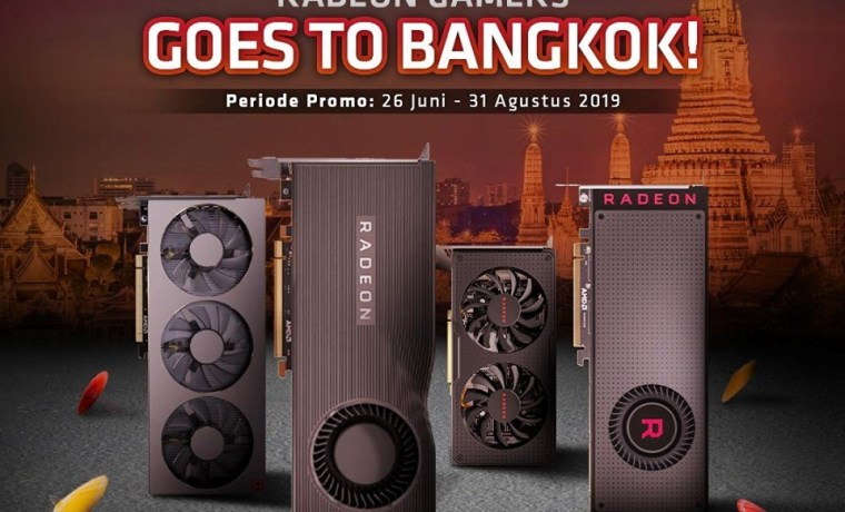 Radeon Gamers Goes To Bangkok