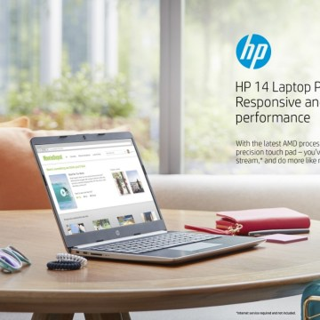 HP 14 Multitask dan Performance