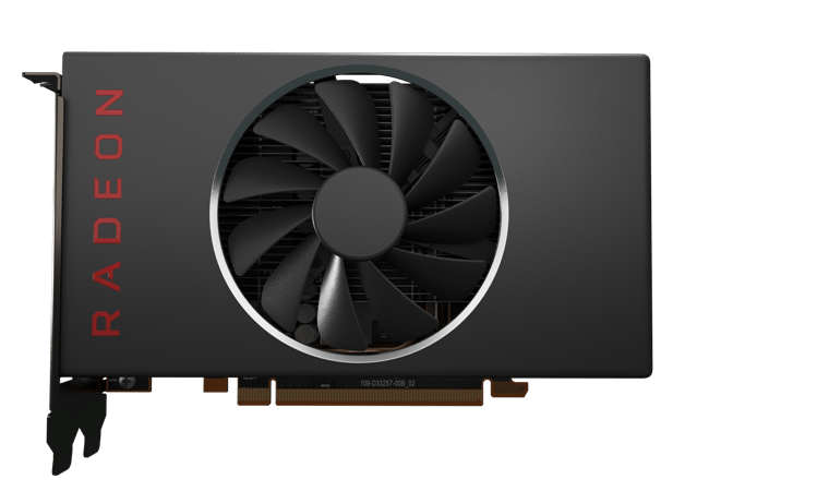 AMD Radeon RX 5500 Series 3
