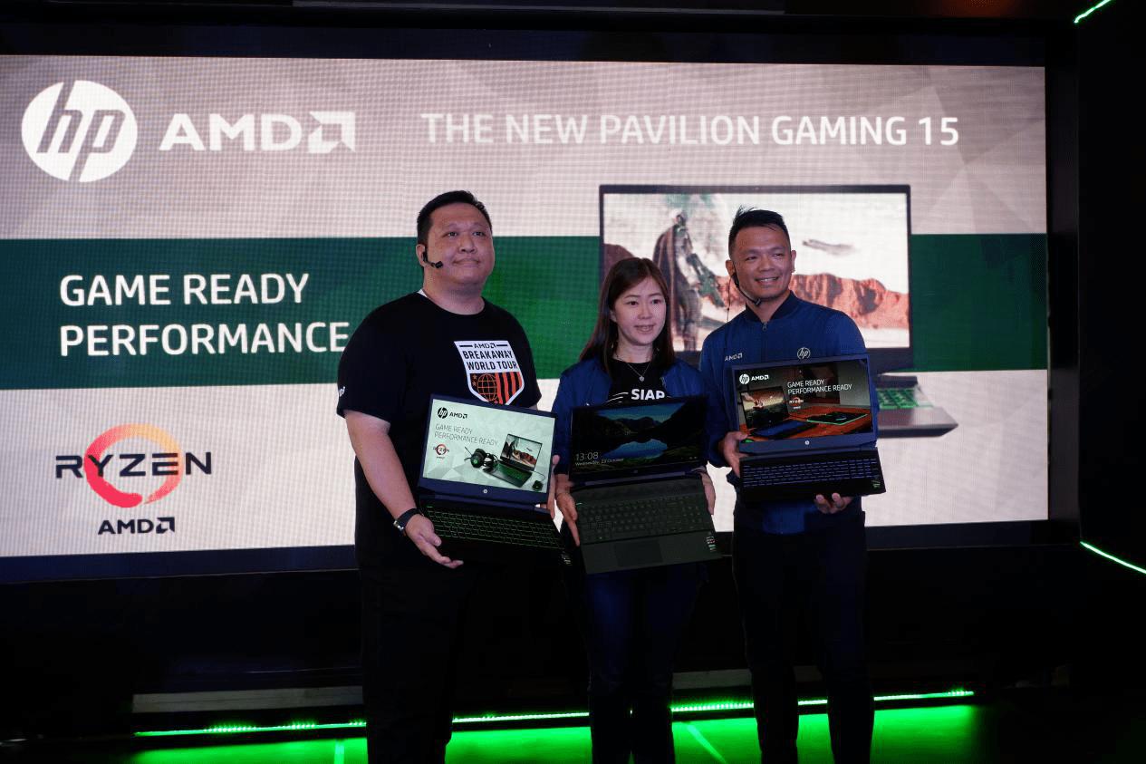 HP Pavilion Gaming 15 Launching