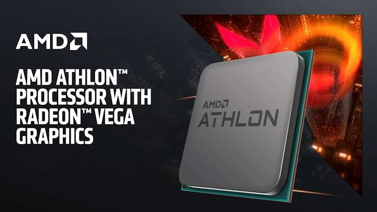 AMD Athlon™ with Radeon™ Vega Graphics