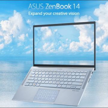 Intro ASUS Zenbook