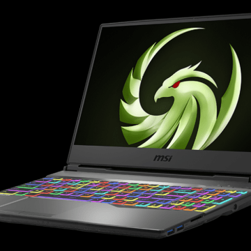 MSI Alpha 15 Design