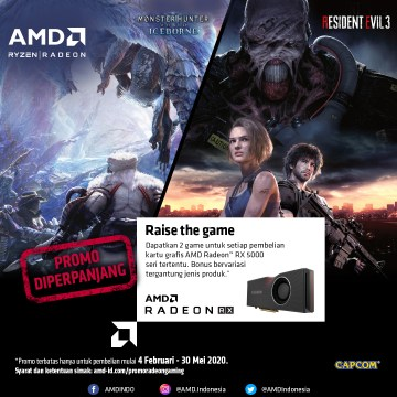Intro Promo Radeon™ 2020