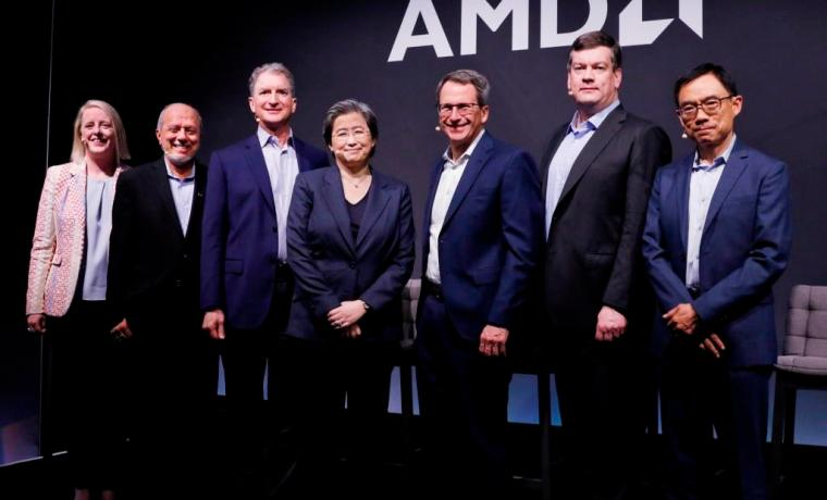 Financial Day Analyst - AMD Executives