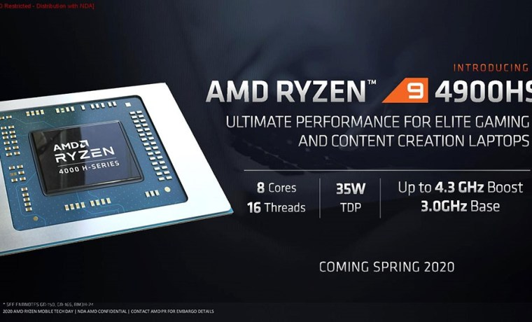 AMD Ryzen™ 9 4900HS