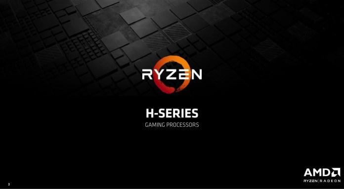 AMD Ryzen™ H-Series