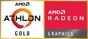 Ditenagai Prosesor AMD Athlon Gold