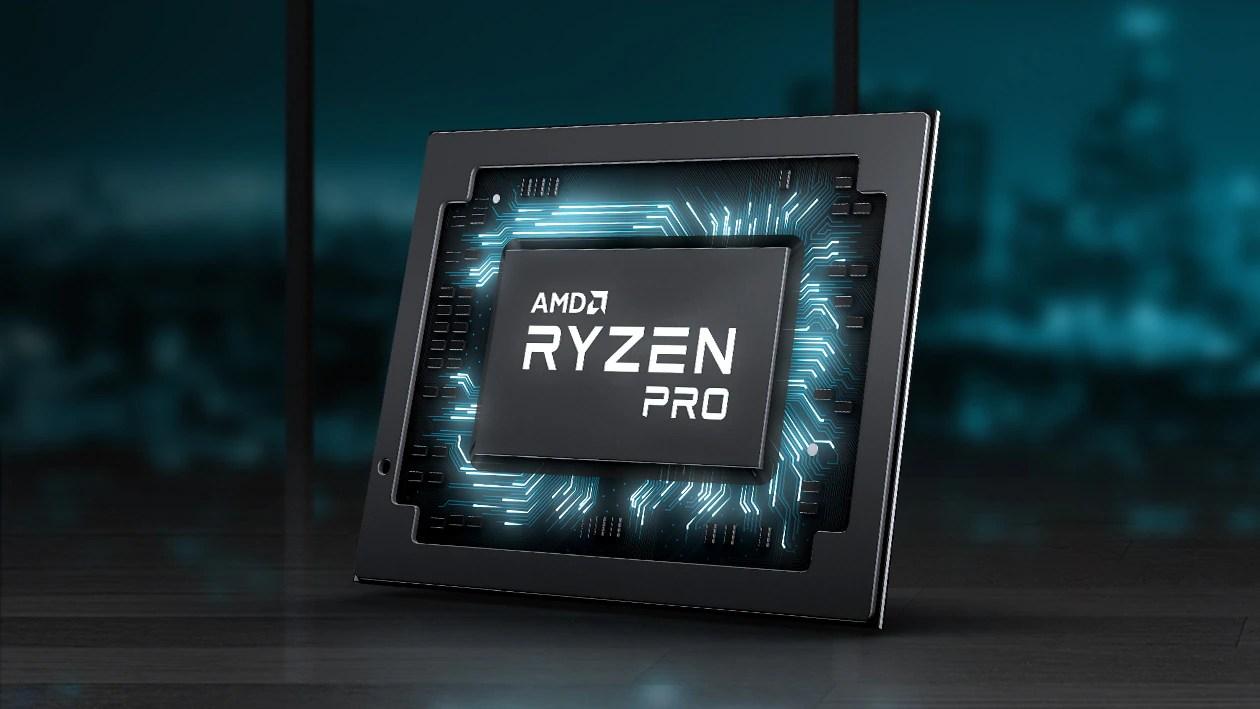Ryzen™ Pro Mobile Processor with Radeon™ Vega Graphics | AMD