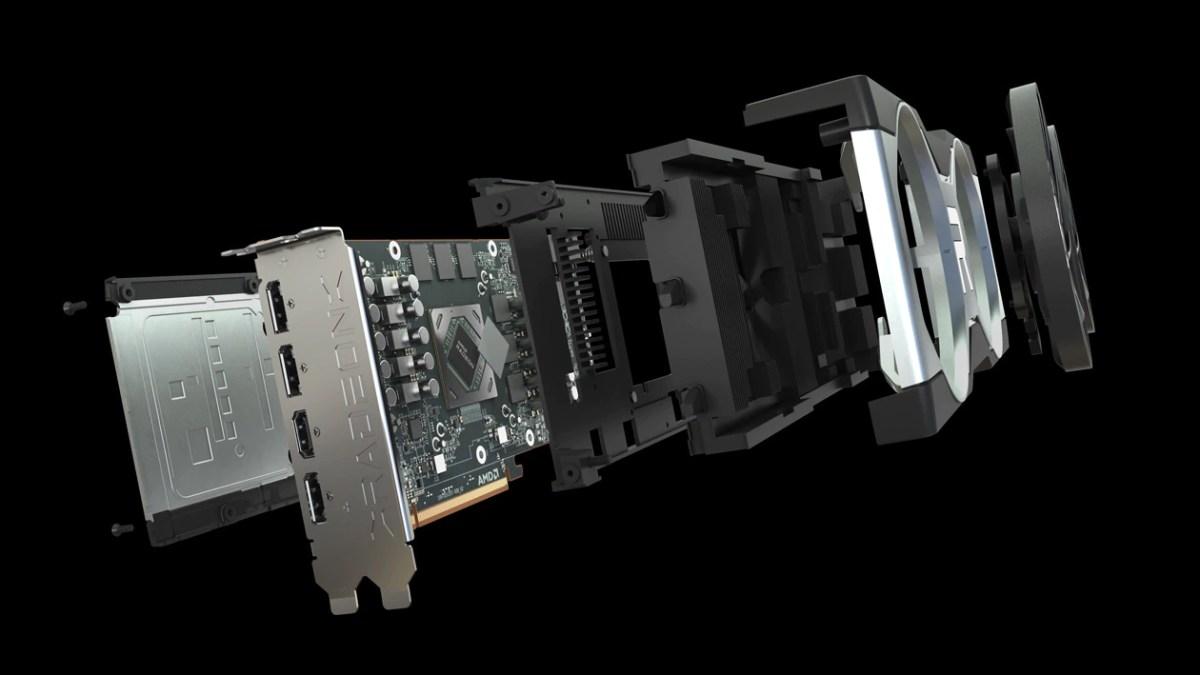 AMD Radeon RX 6700 XT Graphics