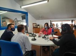 Entrevista Radio Sintonía