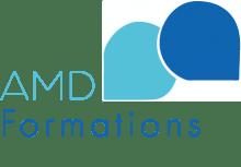 Logo, AMDformations, formations en langue,