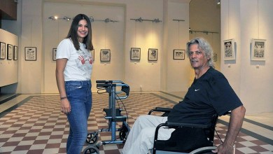 Photo of Όταν η αναπηρία μετατρέπεται σε πλεονέκτημα και δημιουργικό διάλογο – Έκθεση Κώστα Καταγά «Ψυχής Περιστροφές»!
