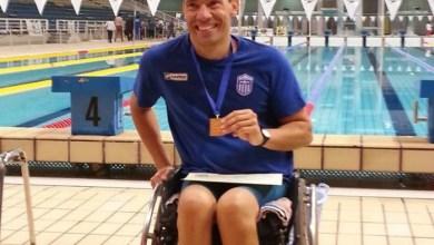 Photo of «Χρυσός» και ο Γιάννης Κωστάκης στο Ευρωπαϊκό Πρωτάθλημα κολύμβησης ΑμεΑ στο Δουβλίνο