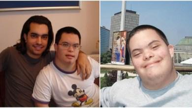 Photo of 22χρονος Έλληνας με σύνδρομο Down έγραψε βιβλίο, ξέρει 4 γλώσσες και θέλει να γίνει επιστήμονας