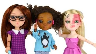 Photo of Η πρώτη κούκλα με αναπηρία στον κόσμο κυκλοφόρησε.