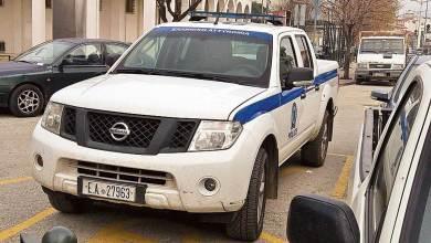 Photo of Αυτοκίνητο της αστυνομίας παρκαρισμένο σε θέση ΑμεΑ !!!!
