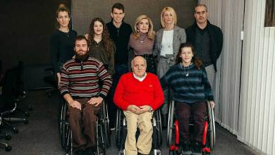 Photo of Το Ίδρυμα Μαριάννα Β. Βαρδινογιάννη στο πλευρό των αθλητών με αναπηρία