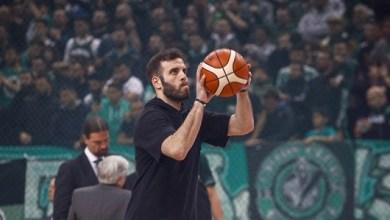 Photo of O Νίκος Παππάς στην προπόνηση τμήματος μπάσκετ με αμαξίδιο [video]