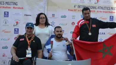 Photo of Στίβος ΑμεΑ: Δύο μετάλλια για τον Στεφανουδάκη στο Μαρόκο