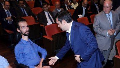 Photo of Όταν ο Αλέξης Τσίπρας συνάντησε τον Στέλιο Κυμπουρόπουλο