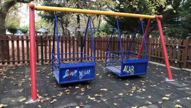 Photo of Επισκευάστηκαν οι κούνιες για παιδιά με αναπηρία στο Πάρκο Εθνικής Ανεξαρτησίας στην Αλεξανδρούπολη [video]