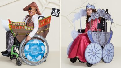 Photo of Μεγάλη αλυσίδα καταστημάτων κυκλοφόρησε αποκριάτικες στολές για παιδιά με αναπηρίες