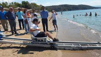 Photo of Ναύπλιο: Προσβάσιμες οι παραλίες για τα Άτομα με Αναπηρία