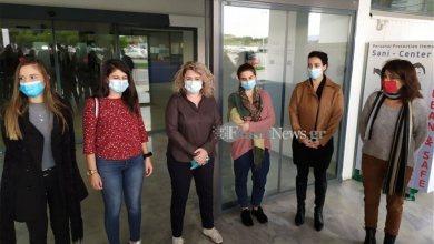 Photo of Αναχώρησαν για Θεσσαλονίκη οι 10 νοσηλεύτριες: «Ευχηθείτε μας καλή τύχη»