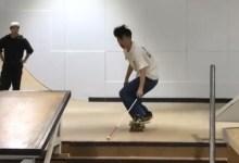Photo of Kid MC: Ένας τυφλός skater από την Ιαπωνία
