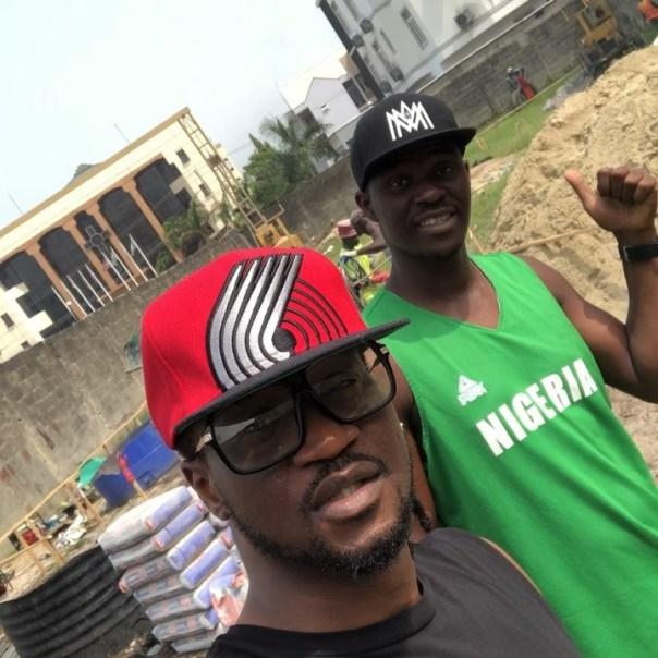 Paul Okoye Building New Mansion In Parkview (2)