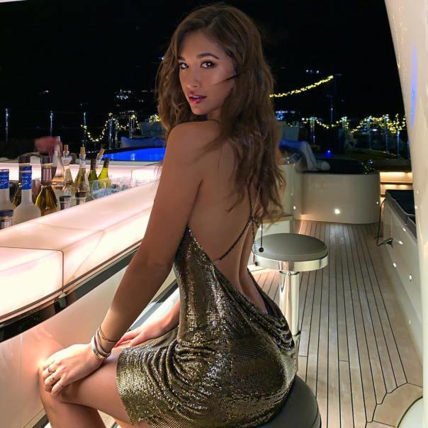 Diddy Rumoured Girlfriend Model Jocelyn Chew (2)
