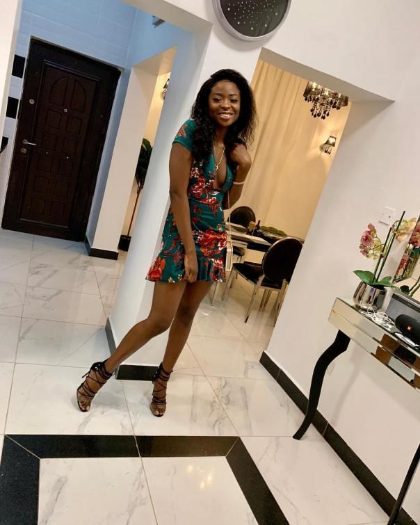 Nigerian Instagram Comedian Craze Clown Girlfriend