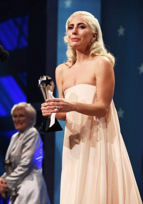 Lady Gaga 2019 Critics' Choice Awards (4)
