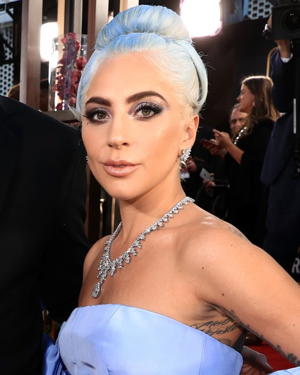 Lady Gaga Channels Judy Garland's 1954 A Star Is Born Look (2)