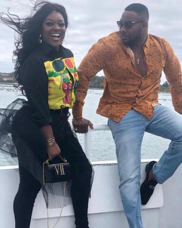 Bolanle Ninalowo And Jackie Appiah Robben Island