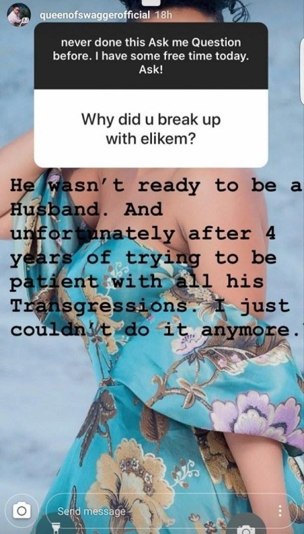 Pokello Opens Up About Elikem (3)