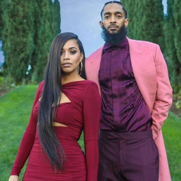 Lauren London Reacts To Nipsey Hussle Higher Music Video